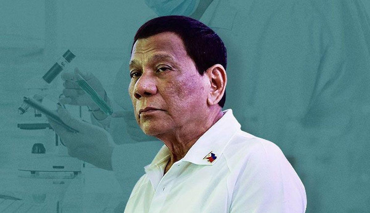 Duterte, Hindi na Muna Magpapa-Turok ng Russian Vaccine. Susubukan Muna sa mga Ordinaryong Pinoy.
